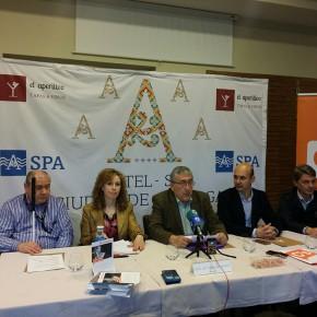 Presentación de la candidatura de Astorga