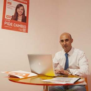 """Juan Carlos Fernández (Diputado Provincial): """"A España hay que reformarla, no romperla"""""""