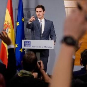 Ciudadanos (C's) por el futuro de todos los españoles y en defensa de la Soberanía Nacional