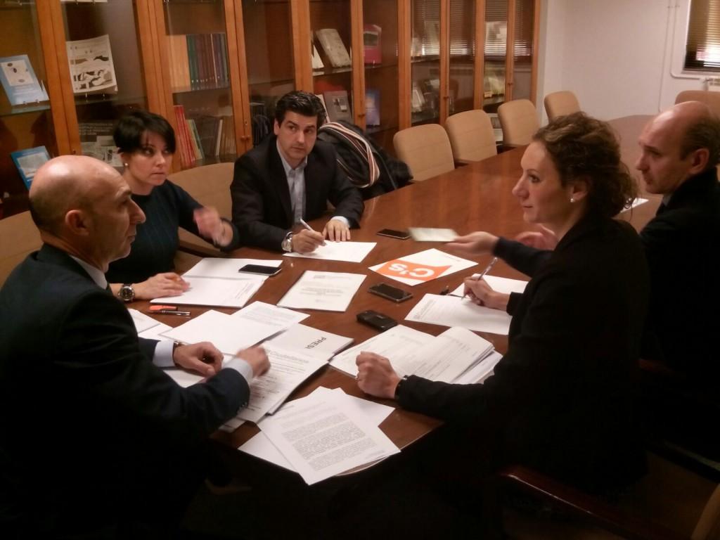 reunión presupuestos diputación