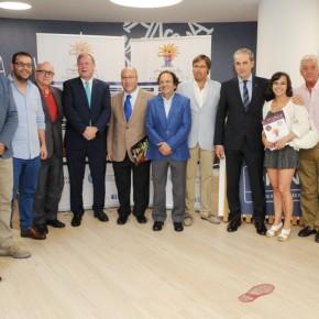Cuidadanos León acude a la presentación de Mundileón en Pangea, Madrid