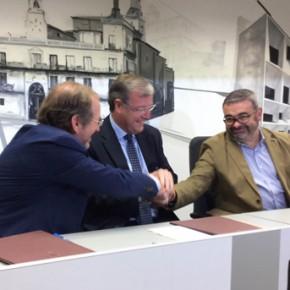 Firma de acuerdo de formación del ILDEFE