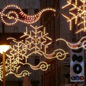 """Cs denuncia la """"falta de transparencia"""" de Diez en el gasto de casi 600.000 euros en alumbrado navideño"""