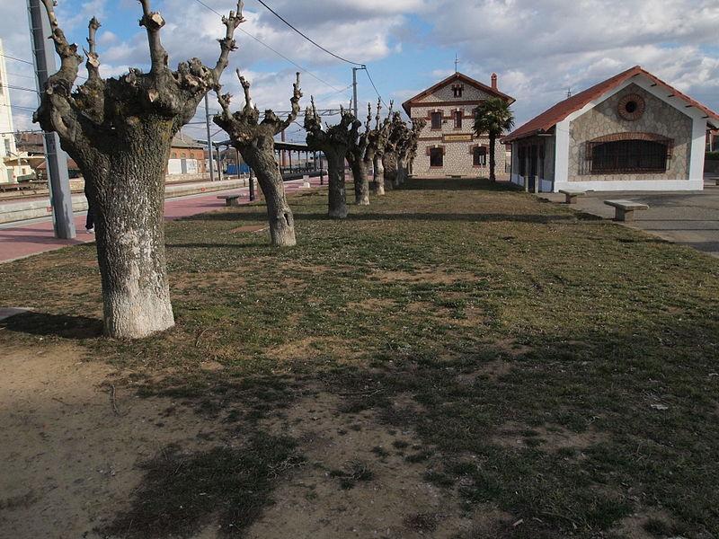 Estación Tren Sahagún