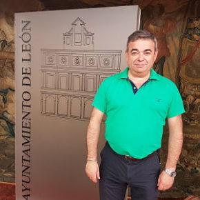 """Justo Fernández: """"Silván tendrá que dar la cara en el Pleno sin excusas y ante todos los leoneses"""""""