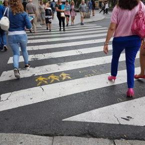 Ciudadanos pide pasos de cebra más seguros para peatones