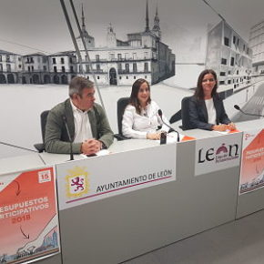 """Villarroel: """"Si queremos que prospere León, tenemos que mirar para nuestros barrios"""""""