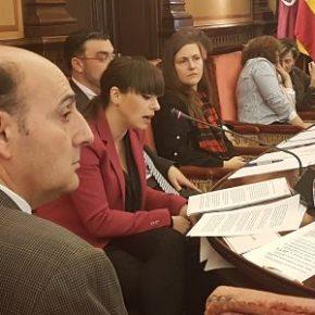 Intervención de Gemma Villarroel en el Pleno Extraordinario de marzo para la aprobación de los Presupuestos Municipales 2018