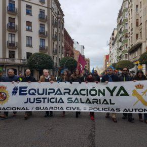 Gemma Villarroel critica la decisión del Ayuntamiento de León de impedir que JUSAPOL pernocte en un pabellón de la capital