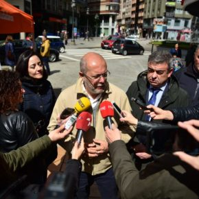 """Francisco Igea (Cs): """"Por primera vez hay una ventana de esperanza al cambio real"""""""