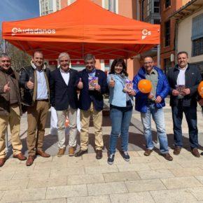 Justo Fernández (Cs) plantea un plan de turismo idiomático para la provincia de León a través del Camino de Santiago