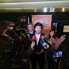 """Roldán recuerda que el 28-A se elegirá entre un Gobierno """"con independentistas o uno de transformación y modernización"""""""