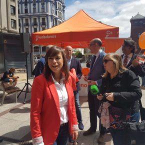 """Villarroel (Cs): """"Ciudadanos es el voto del progreso, del futuro y de las ideas frescas para León"""""""