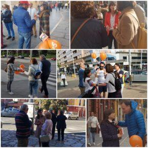 """Ciudadanos fijará sus prioridades en el mantenimiento de los barrios de León con medidas """"sensatas y realistas"""""""