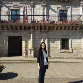 Ruth Morales propone la gratuidad de las plazas en las escuelas municipales de Educación Infantil de cero a tres años en Ponferrada