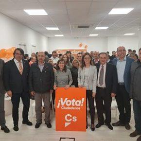"""Cs quiere """"ganar para conseguir el cambio que se merece León ciudad y devolver la libertad y dignidad al Ayuntamiento"""""""