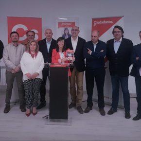 """Villarroel (Cs) """"Tenemos los mejores profesionales que harán realidad el programa de Ciudadanos para León"""""""