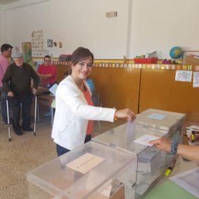 """Villarroel (Cs): """"Tenemos que demostrar en las urnas que un cambio es posible"""""""