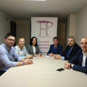 Cs compromete su apoyo al proyecto de captación comarcal de empresas de BierzoPyme para relanzar la creación de empleo