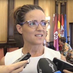 """Ana Carlota Amigo: """"Cuando Ciudadanos entra en las instituciones se inicia la regeneración"""""""