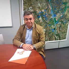 """Ciudadanos considera """"un enorme agravio"""" con Torneros que Adif diseñe ahora un plan logístico en Valladolid"""