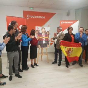 """Justo Fernández pide el voto para Ciudadanos con el objetivo principal de """"poner en marcha la provincia de León"""""""