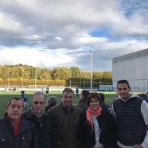 Ciudadanos manifiesta su apoyo al fútbol femenino en su reivindicación por la igualdad salarial