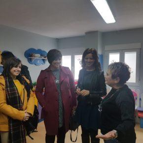 Ciudadanos muestra su apoyo a la labor de la Fundación Isadora Duncan de familias monoparentales