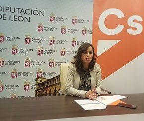 """Villarroel (Cs):  """"Ciudadanos incluye medidas al presupuesto de la Diputación que marcarán la diferencia en la gestión rural"""""""