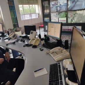 Ciudadanos denuncia la precariedad de las instalaciones de la Policía Local en el CHF