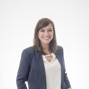 GemmaVillarroel, responsable de la Secretaría de Comunicación deCiudadanosCastilla yLeón