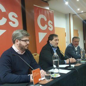 """Bofill: """"Queremos escuchar a los afiliados para ser el partido del centro y constitucionalista que necesita España"""""""