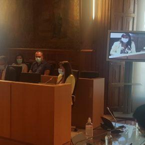 Ciudadanos pregunta a Morán por el plan de banda ancha de la Diputación para la provincia de León