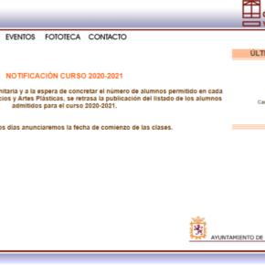 Ciudadanos denuncia los problemas del inicio del curso del Centro de Oficios y Artes Plásticas