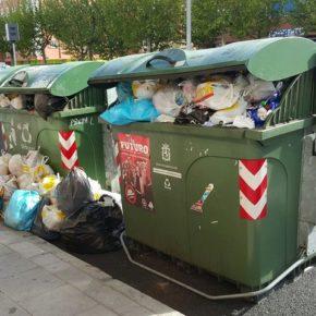 Ciudadanos exige que se cumpla con rigor el servicio delimpieza en León
