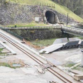 Cs pide que la Diputación inste al Gobierno a solucionar los daños de la Variante de Pajares