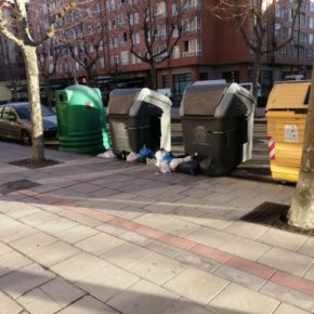 Ciudadanos León exige que se implante ya la recogida inteligente de residuos en la ciudad