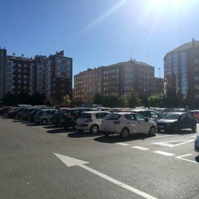 Ciudadanos León propone firmar acuerdos con propietarios de solares paracrear aparcamientos disuasorios