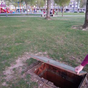 Ciudadanos reclama una vigilancia especial en los parques infantiles de la ciudad