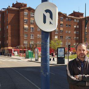 Ciudadanos San Andrés denuncia el mal estado de la señalización vial del municipio