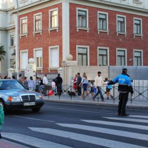 """Ciudadanos exige al alcalde una vigilancia """"coherente y equitativa"""" para todos los colegios leoneses"""
